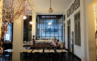 The Best Cafes In Saigon You Need To Know About Now (Pt. 1, L'Usine)