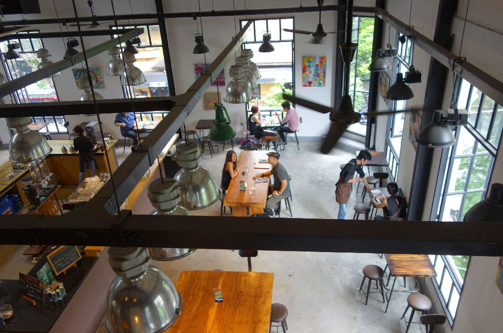 The Best Cafes In Saigon You Need To Know About Now (Pt.4, The Workshop)