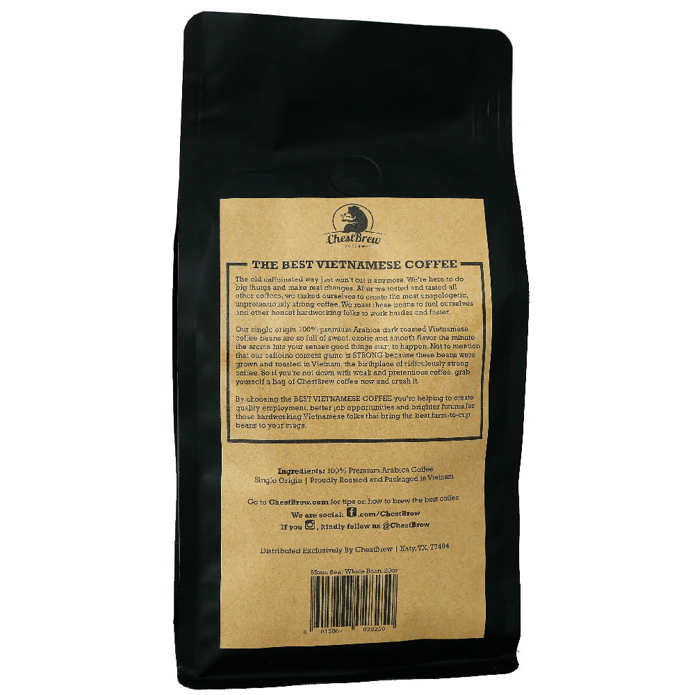 ChestBrew Moon Bear Coffee