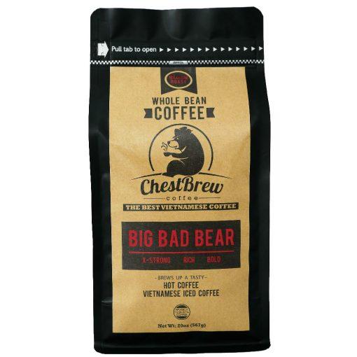 ChestBrew Big Bad Bear Coffee
