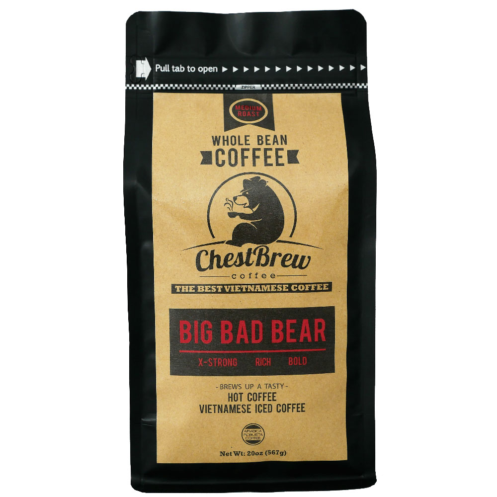 ChestBrew Big Bad Bear Coffee